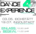 Workshop Dance 4 Experience